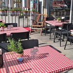 Enjoy your dinner or lunch on terrace!
