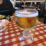 Beer availability le!