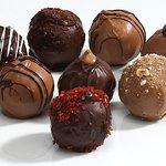 Dessert Size Truffles