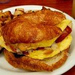 Our Favorite Breakfast Sandwich