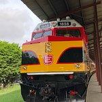 Billede af Panama Canal Railway