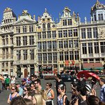 Beautiful Grand Place Brussels