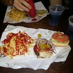 Photo of burger joint