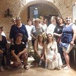 """""""El Toledo que vivió Santa Teresa"""", con amigas toledanas, mil gracias y hasta pronto :)"""