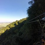The views from the canopy tour.