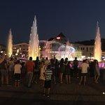 Bilde fra Dancing Fountains