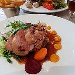 Lambs liver and Ribeye steak
