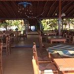 Blick ins Restaurant
