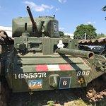 Bilde fra The Tank Museum