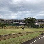 محطة إيتايبو الكهرومائية لتوليد الكهرباء صورة فوتوغرافية