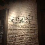 Foto de Fish Market Restaurant