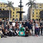 free walking tour lima