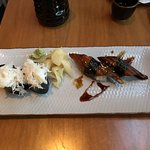 Dungeness crab & anago