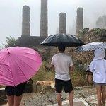 Rainy Day in June at Delphi