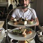 Foto van Tea at the Empress