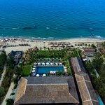 Hoi An Silk Beach Club- Resort's private beach