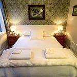 Bedroom 2 - King Bed Set Up