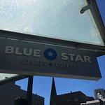 Bilde fra Blue Star Donuts