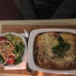 Arriving late from Cape Town, on a cold Winter night, we had these hearty dishes! Just perfect i
