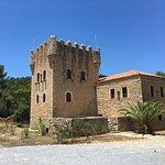 Befestigtes Haus von Tzanetakis