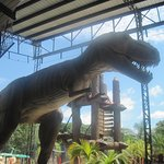 T-Rex animado