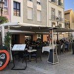 Restaurante Vino Mio - terrace