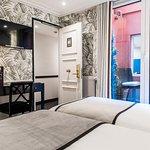 Classic Twin Room / Chambre Twin Classique