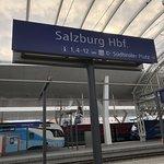 Valokuva: Salzburg Hauptbahnhof