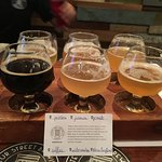 Tasting Flight (6 beerson your choice)
