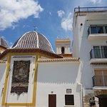 Iglesia De San Jaime Y Santa Ana Placa Castell