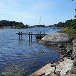 Views on the 1 km walk from Styrsö Bratten to Donsö