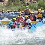 Foto van Browns Canyon Rafting