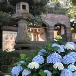 Oyama Shrine ภาพถ่าย