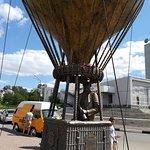 Bilde fra Monument to Jules Verne