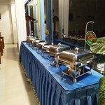 New buffet