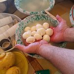 Mozzarella Making