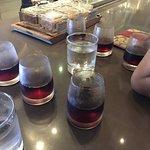 Cold filter tasting session