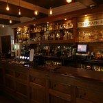 the bar at 'the telegraph'