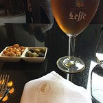 Leffe to start.