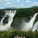 Shivasamudram Falls Photo