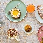 Breakfast ideas.