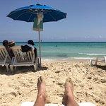のんびりできるビーチです。🏖