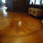 Beautiful floor design