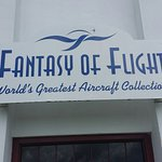 Fantasy of Flight resmi