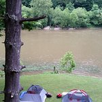 New & Gauley River Adventures Camping