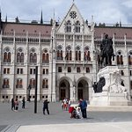 Hungarian Parliament Building – fénykép