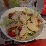 salade caesar classique