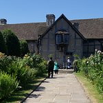 Shakespeare's Birthplace and garden