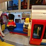 métro londonien en légo