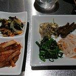 panchan incluido en menú